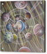Multiverse 582 Acrylic Print
