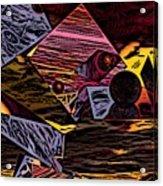 Multiverse II Acrylic Print