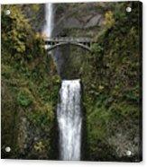 Multnomah Falls 1 Acrylic Print