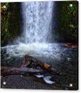 Multnomah Falls 5 Acrylic Print