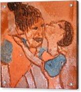 Mum 5 - Tile Acrylic Print