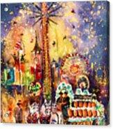 Munich Authentic Acrylic Print