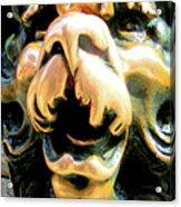 Munich Detail 4 Acrylic Print