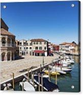 Murano Italy Acrylic Print