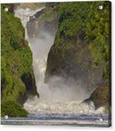 Murchison Falls, Uganda Acrylic Print