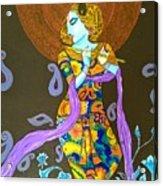 Murlimanohar Shyaam Acrylic Print