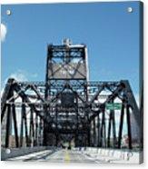 Murray Morgan Bridge, Tacoma, Washington Acrylic Print