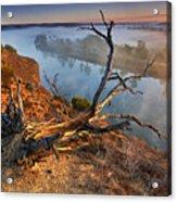 Murray River Dawn Acrylic Print