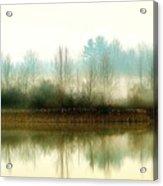 Muscatatuck Morning Acrylic Print
