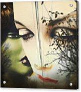 Muses Acrylic Print