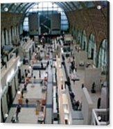 Museum D'orsay Paris Acrylic Print