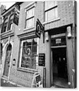 museum of the Jewellry quarter Birmingham UK Acrylic Print