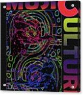 Music Culture Acrylic Print