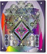 Music Fabrege Acrylic Print