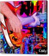 Music Out Of Metal IIia Acrylic Print