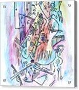 Music Acrylic Print