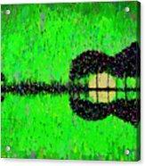 Music World - Pa Acrylic Print