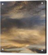 Mussoorie Sunset 11 Acrylic Print