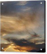 Mussoorie Sunset 13 Acrylic Print