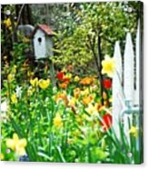 Must Be Spring ......... Acrylic Print