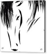 Mustang II Acrylic Print