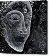 My 50 Shades Of Grey Acrylic Print