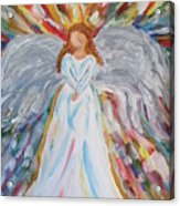 My Angel Acrylic Print