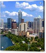 My Austin Skyline Acrylic Print