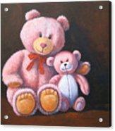 My Bears Acrylic Print