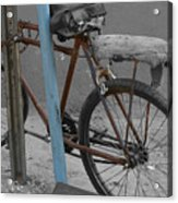 My Bike Acrylic Print