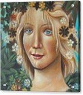 My Botticelli Acrylic Print