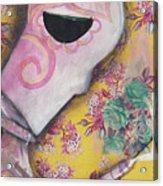 My Bouquet Acrylic Print