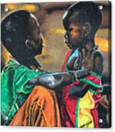 My Brothers Keeper Acrylic Print