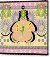 My Buddah Acrylic Print