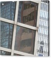 My Building Or Yours Acrylic Print