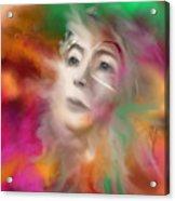 My Delusion Acrylic Print