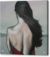 My Endlessness Acrylic Print by Jindra Noewi