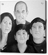 My Family Acrylic Print