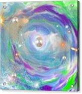 My Galaxy Too Acrylic Print