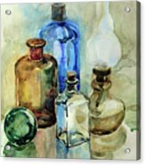 My Glass Collection II Acrylic Print