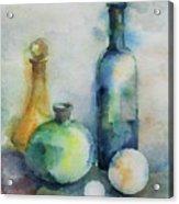 My Glass Collection V Acrylic Print