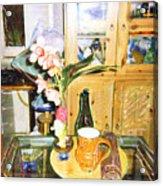 My Home Acrylic Print