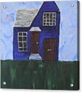 My House Acrylic Print