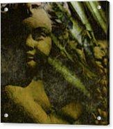 My Little Angel Acrylic Print
