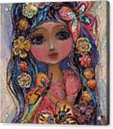 My Little Fairy Penelope Acrylic Print