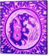 My Little Pony Supernova Acrylic Print