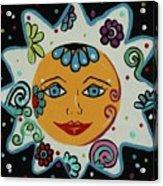 My Little Sunshine Acrylic Print