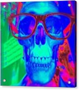 My New Glasses Acrylic Print