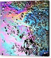 My Obsession With Asphalt II Acrylic Print