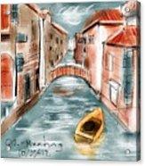 My Own Venice Acrylic Print
